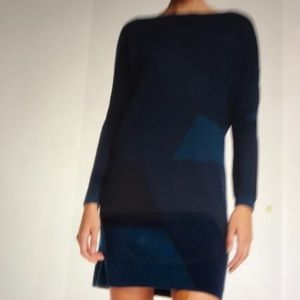 Vince Wool Cashmere Dress.